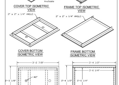 100 Series Frame & Cover